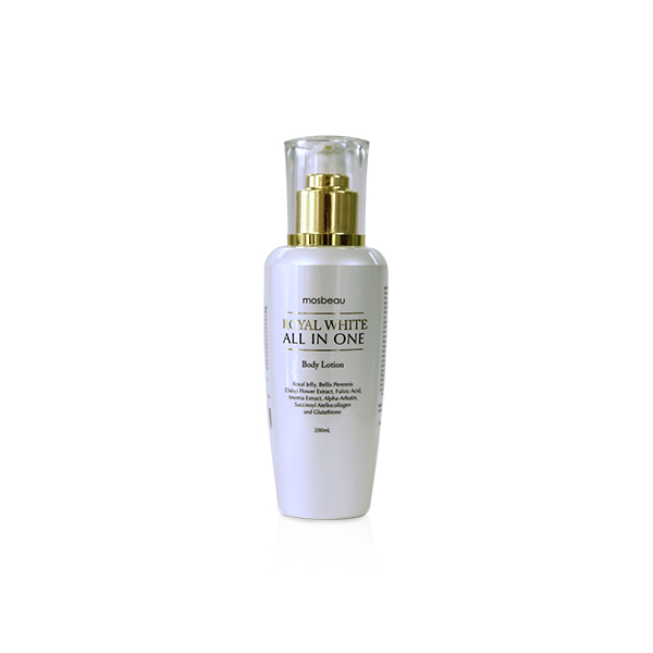 ROYAL WHITE ALL-IN-ONE BODY LOTION
