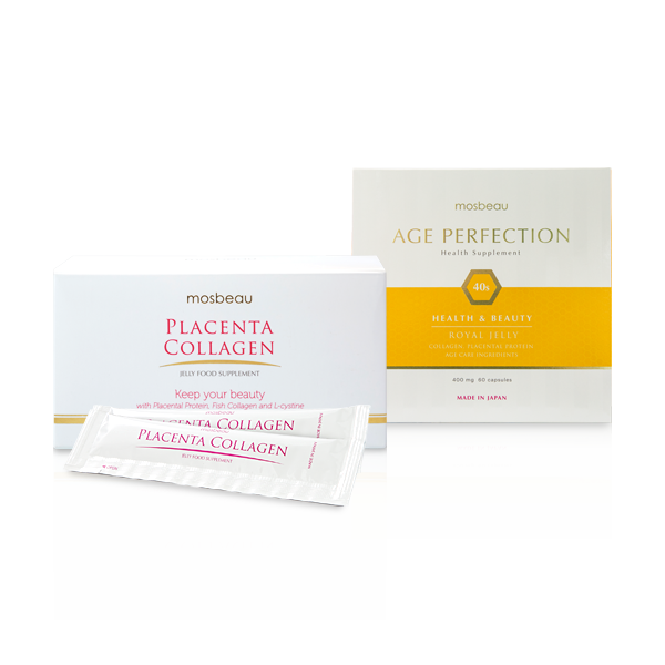 AGE PERFECTION ANTI-AGING SET 40s