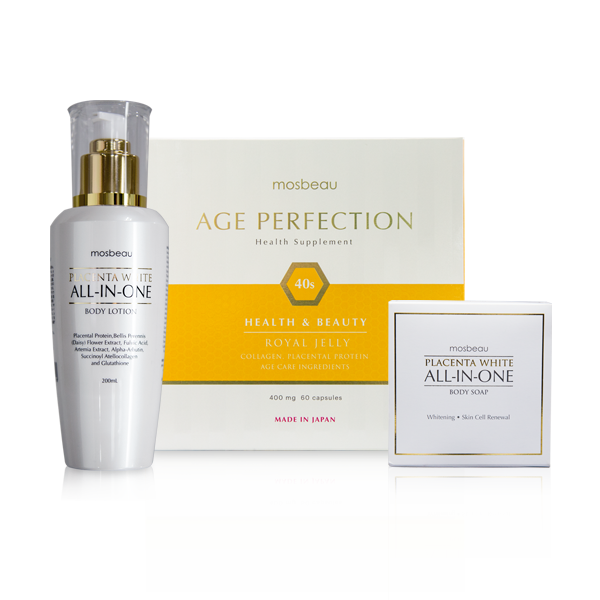 AGE PERFECTION BODY SET 40s