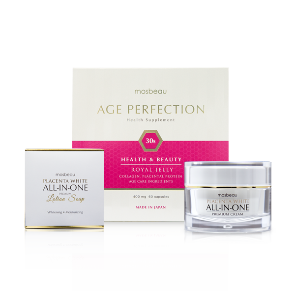 AGE PERFECTION FACIAL SET 30s