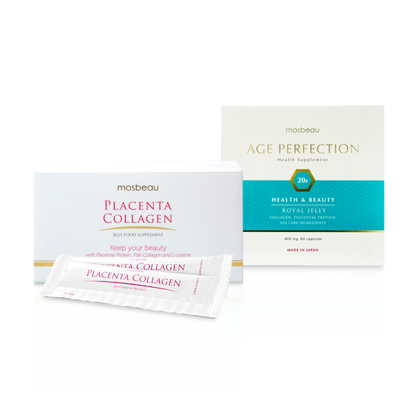 AGE PERFECTION ANTI-AGING SET 20s