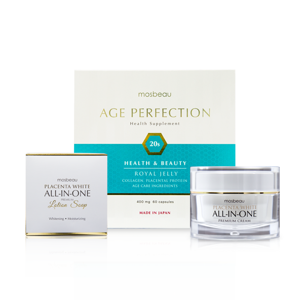 AGE PERFECTION FACIAL SET 20s