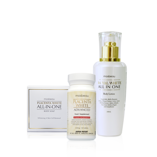 ALL-IN-ONE BODY PAMPERING SET