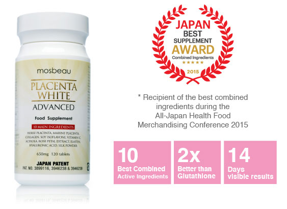 Mosbeau - The Skin Whitening and Anti-aging Expert